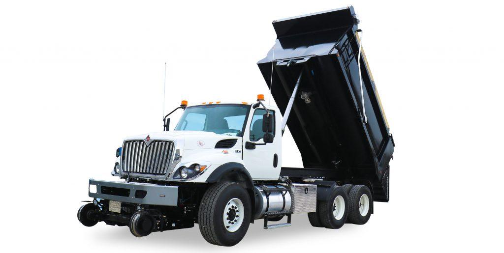 RailMark Rotary Dump Truck